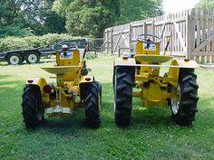 cub cadet tractors