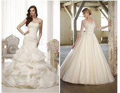 Pretty Wedding Dresses, Homecoming Dresses, One Shoulder Wedding Dress, Link, Shopping, Beauty, Fashion, Debutante Dresses, Moda