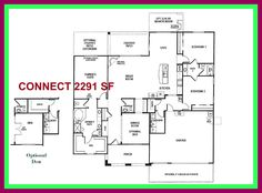 See what 2291 sf of living offers you! #Del Webb, Sun City Shadow Hills #California, expert Realtors, Judy and Nelson Horn present this great floor plan to you. Be sure to FOLLOW Sun City Palm Desert & Shadow Hills on Pinterest. Oh yes, there is a video tour of this furnished home for you to view at the site. #CA #DelWebb #Shadow Hills #Horn #houses #design #floorplans.