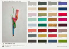Spring Summer 2015 Trends from Global Color Research