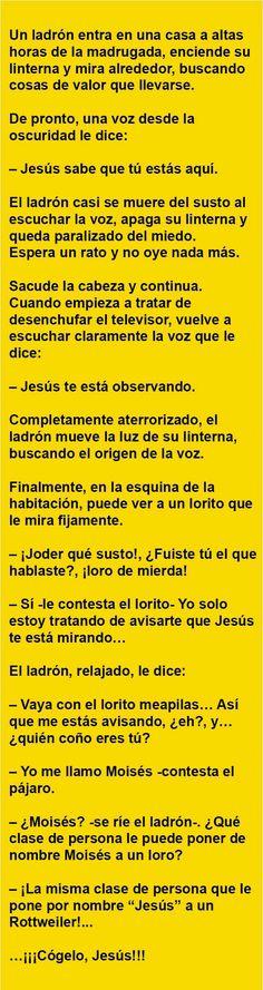 Jesús y Moises