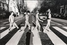 Red Hot Chili Peppers Abbey Road
