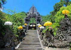 Pura (temple) Melanting at Singaraja Bali, INDOENSIA