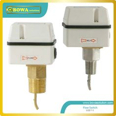 Brass Liquid Flow Switches with 1inch NPT connector