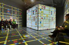 La casa natale di Mondrian in Olanda diventa un museo multimediale