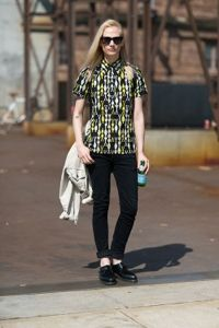 PR Girl in the City: Best Dressed at Australia Fashion Week Spring 2013