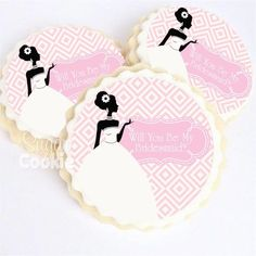 Happy National Pink Day!  Order Today! http://thesugarcookie.com  #NationalPinkDay #engagement…
