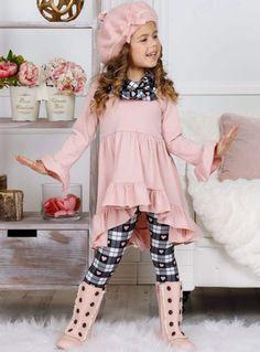 Little Girl Outfits, Little Girl Fashion, Toddler Outfits, Kids Outfits, Kids Fashion, Cute Outfits, Little Girl Swag, Girl Falling, Beautiful Children