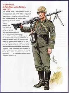 Concord 6528 - Waffen-SS in Action