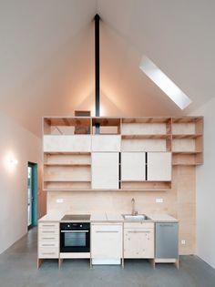 IST-Family House / Kitchen