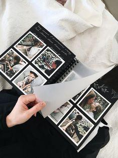 Travel photo album for your memories Polaroid photo album Etsy Album Photo Voyage, Travel Photo Album, Family Photo Album, Album Photo Polaroid, Polaroid Photos, Photo Album Scrapbooking, Scrapbook Albums, Scrapbook Journal, Travel Scrapbook