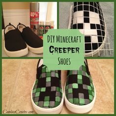 Minecraft gifts for the biggest fans.kid-approved Minecraft gifts for holidays Minecraft Diy, Minecraft Shoes, Minecraft Buildings, Minecraft Stuff, Minecraft Costumes, Minecraft Christmas, Diy Minecraft Decorations, Minecraft Party Ideas, Boys Minecraft Bedroom