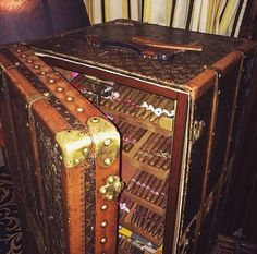 Humidor chest