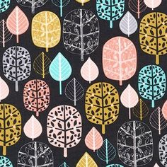 Robert Kaufman Acorn forêt woodland Cerf 100/% Coton Coudre FQ 1 2M Mètre livraison gratuite