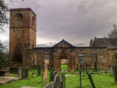 The 'Old' Church. Holy Trinity Church Wentworth Rotherham Yorkshire