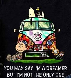 everything that brings a smile to my face Hippie Peace, Happy Hippie, Hippie Life, Hippie Art, Peanuts Cartoon, Peanuts Snoopy, Snoopy Pictures, Snoopy Wallpaper, Snoopy Quotes