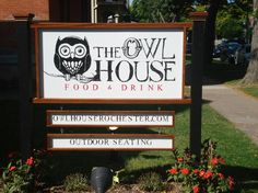 The Owl House, Rochester NY