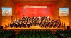 국립교향악단창립 70돐 기념음악회 진행