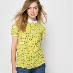 Bedrukte blouse MADEMOISELLE R