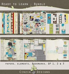 Ready to Learn Bundle