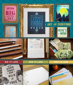 Earmark Social Paper Goods - Unique and awesome Indie Invitations, Prints, Pencils, Garlands, Gifts.