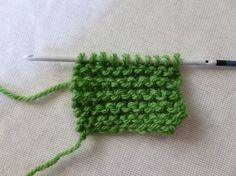 Crochet Needle Stitches : ... Stuff on Pinterest Crochet hooks, Knit stitches and How to knit