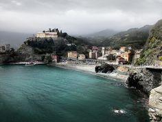 Monterosso Al Mare Northern Italy