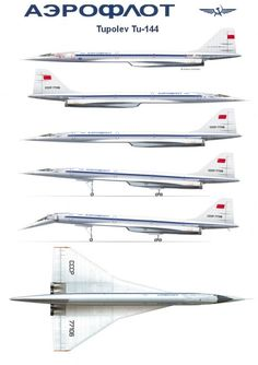 Commercial Plane, Commercial Aircraft, Concorde, Air Fighter, Fighter Jets, Airport Architecture, Tupolev Tu 144, Passenger Aircraft, Civil Aviation