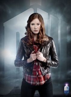 Gillan as doctor who companion amy pond. amy worked with the doctor, played by matt smith. Doctor Who Series 7, Doctor Who 2005, Eleventh Doctor, Charlotte Mckinney, Geronimo, Matt Smith, Jennifer Lopez, Kendall Jenner, Selena Gomez