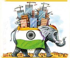 Indian economy is like Elephant
