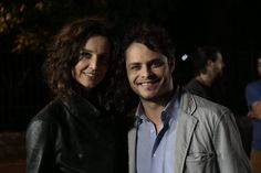 Elenco Adriano Arbol e Nana Yazbek