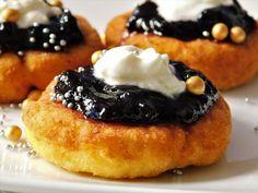 Kefir, Doughnut, Pancakes, French Toast, Cheesecake, Muffin, Pie, Breakfast, Food