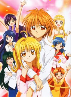 Abbraccio fra Kaito e Lucia I Love Anime, Awesome Anime, Kaito, Old Anime, Manga Anime, Anime Mermaid, Mermaid Melody, Gekkan Shoujo, Cute Anime Couples