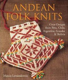 Andean Folk Knits Book