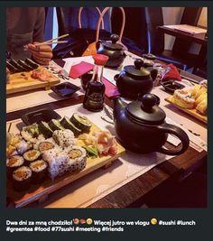 Zdjęcie od @vloglola Instagram #77sushi
