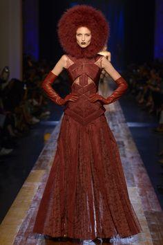Jean Paul Gaultier Haute Couture Fall/Winter 2016-2017 47