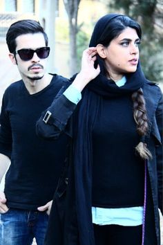 Tehran # street style # women fashion # stylish # smartly dressed