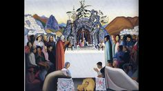 Joseph Stella 斯特拉約瑟夫(1877-1946) Futurism Precisionism Early American Mod...
