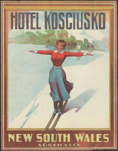 Hotel Kosciusko ~Australia 1838.    🌏
