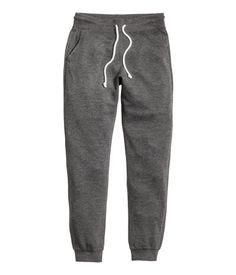 Sweatpants | Donkergrijs | Dames | H&M NL
