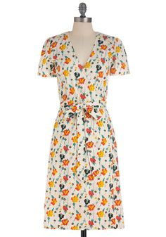 You Can Feel Freesia Dress from modcloth