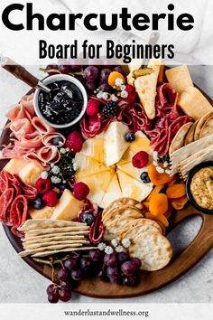 Charcuterie Recipes, Charcuterie Platter, Charcuterie And Cheese Board, Cheese Boards, Antipasto, Crudite, Great Appetizers, Appetizer Recipes, Party Food Platters