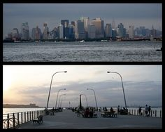 Veteran's Memorial Pier, Bay Ridge, Brooklyn, New York. #newyork