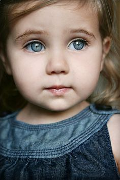In my dreams my Haddie Belle looks like this, except with slightly greenish eyes...like her daddy<3