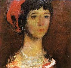 Alphabetical Index - The Targu Jiu Art Museum Francisco Goya, Figure Painting, Painting & Drawing, Surrealism Painting, Post Impressionism, Art Database, Surreal Art, Woman Face, Painting Inspiration