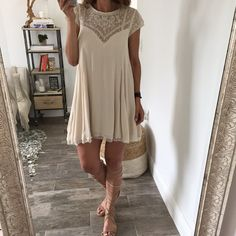 17 incredible festival style outfits in 2019 summer outfits Summer Outfits, Cute Outfits, Summer Dresses, Pretty Dresses, Beautiful Dresses, Casual Dresses, Short Dresses, Trends, Dress Me Up