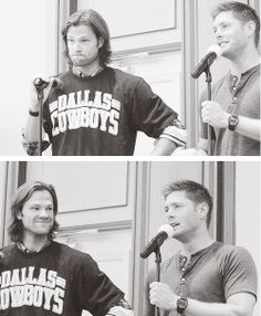 #JensenAckles and #JaredPadalecki #J2