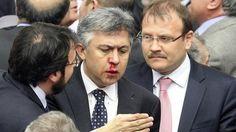 Turkish MPs pass judicial reforms amid brawl