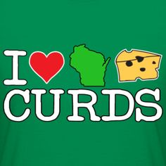 Nothing gives you Wisconsin street cred more than ordering cheese curds. | 13 Reasons Why Cheese Curds Are Better Than Mozzarella Sticks.