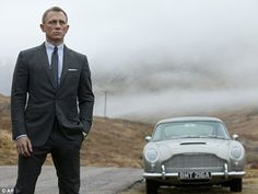 00 Heaven:Daniel Craig, 46, will pull on his tuxedo once again, having already signed up ...